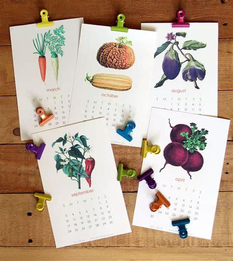 Free 2017 Vegetable Garden Calendar A Piece Of Rainbow Vegetable Garden Calendar
