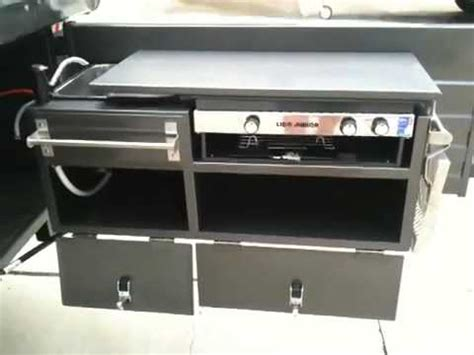 Camping Kitchen Ideas Camper Trailer Kitchen Castle Campers Camper Trailers