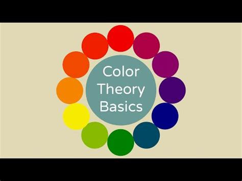 color wheel tutorial how to mix paint doovi