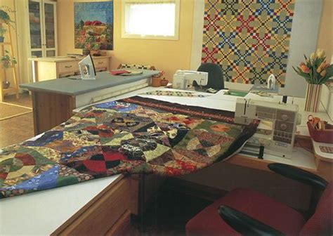 does your quilting space need a makeover whether you sew