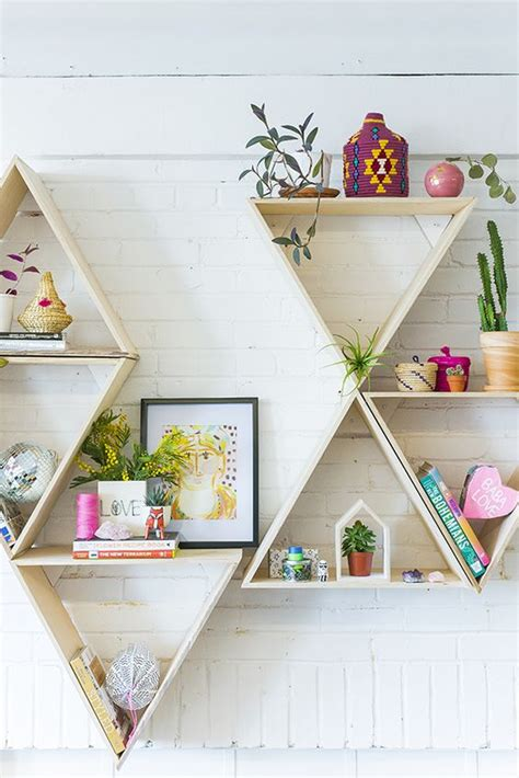 membuat rak buku gantung sendiri 17 desain rak dinding minimalis termasuk rak buku unik