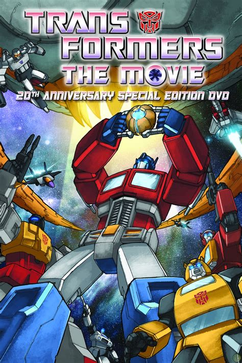 Transformers Movie 1986 Film Transformers The Movie G1 Transformers 1986 Pinstorus