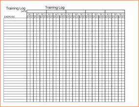 Excel Workout Template by Workout Log Template Printable Exercise Log Jpg Sales