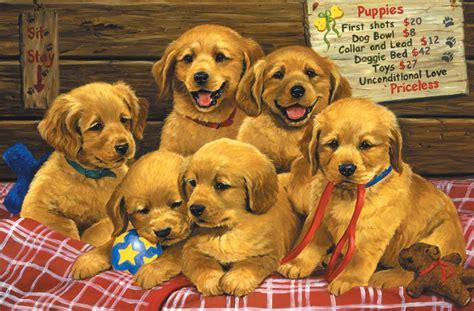 puzzle puppies priceless puppies children s puzzles puzzlewarehouse