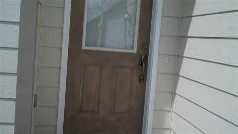 exterior metal door paint painting a steel entry door