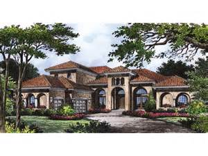 In Law Suite Homes ariana manor mediterranean home plan 047d 0063 house
