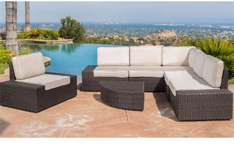 just patio furniture 7 attractive patio furniture sets