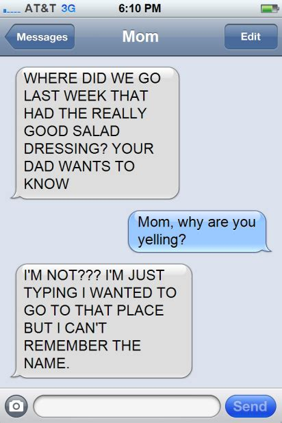 biography text about mother 12 classic mom texts you ve received at least once in your