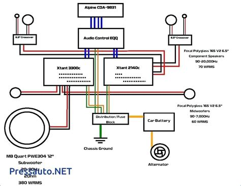 audio system wiring wiring diagram manual
