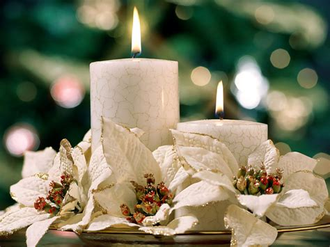 creative inspiring modern christmas candles decorations