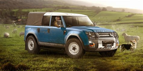 Land Rover 2018 Defender by 2018 Land Rover Defender Price Specs And Release Date