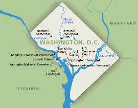 map of the united states showing washington dc constitution s twenty third amendment dc residents cast