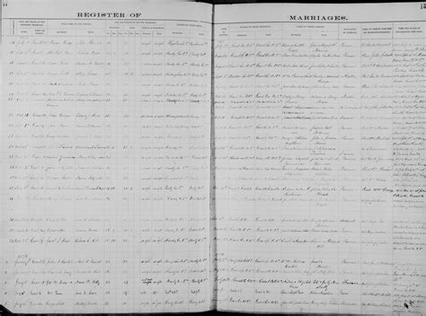 Marriage Records Wv Solomon Parsons Marriages Children