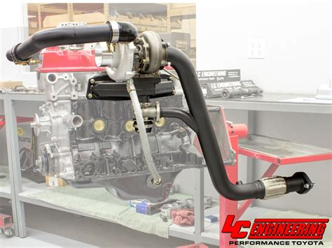 Toyota 22r Turbo Kit Pro Turbo Kit High Boost 22re Non Turbo Block Only
