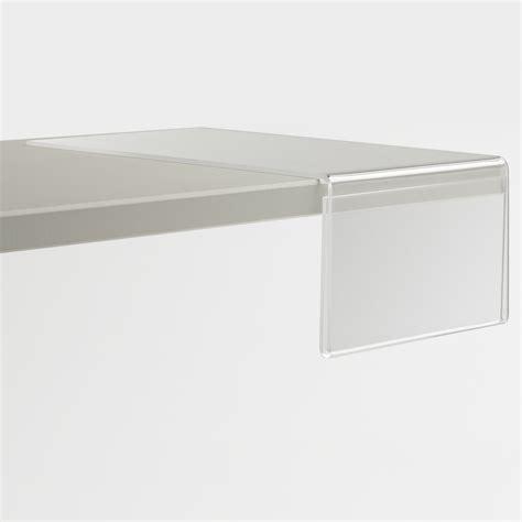 Plastic Shelf Talker Holders by 3x5 Shelf Talker Acrylic Sign Holder Buy Acrylic