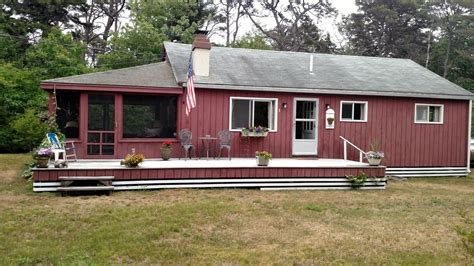 Popham Cabin Rentals by Cottage In The Pines 2 Br Vacation Cottage For Rent