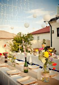 Small Backyard Wedding Reception Ideas Backyard Wedding Onewed