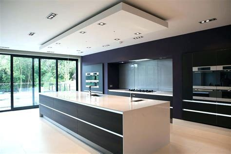 Modern Dropped Ceiling Drop Ceiling Lighting Kitchen
