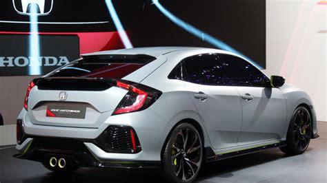 Cover Mobil Type Sedan Ukuran Besar inilah sosok prototipe honda all new civic hatchback