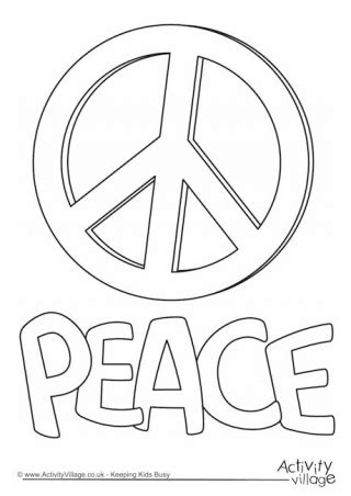 peace colouring bookmarks peace day for kids