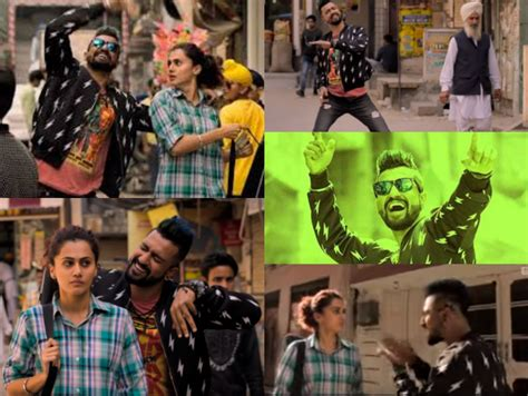 taapsee pannu whatsapp number manmarziyaan vicky tries to woo taapsee in the
