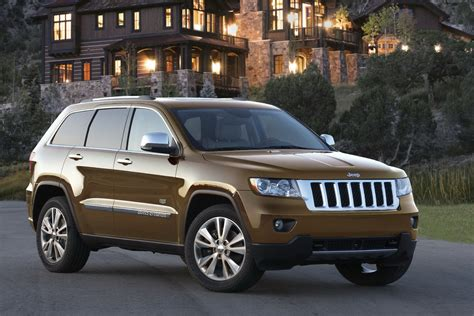 2011 Grand Jeep Jeep Introduces 70th Anniversary Models
