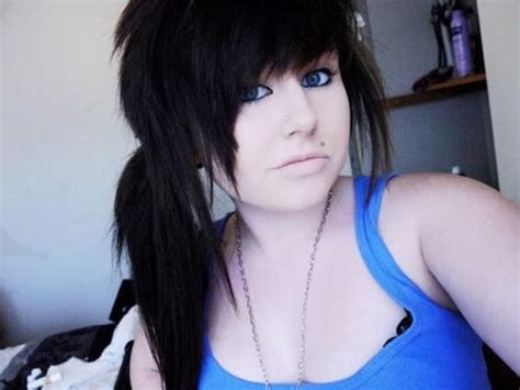 emo hairstyles in a ponytail 65 emo hairstyles for girls i bet you haven t seen before