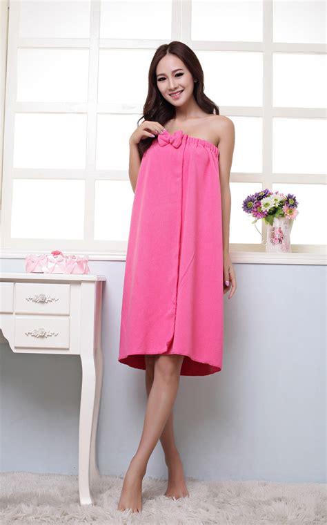 Handuk Baju Dewasa Jual Handuk Baju Multifungsi Dewasa Wearable Towel