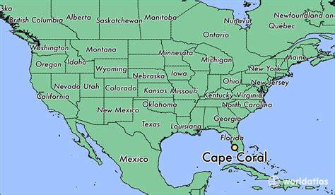 cape cod florida map where is cape coral fl where is cape coral fl located