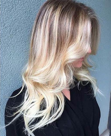 blonde hairstyles balayage 31 stunning blonde balayage looks stayglam
