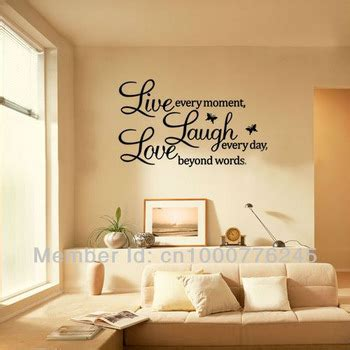 living room wall quotes living room wall decals quotes quotesgram