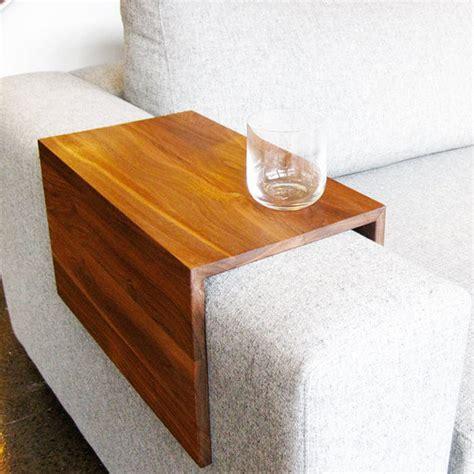 arm coffee table arm wrap reclaimed wood by blisscraft brazen