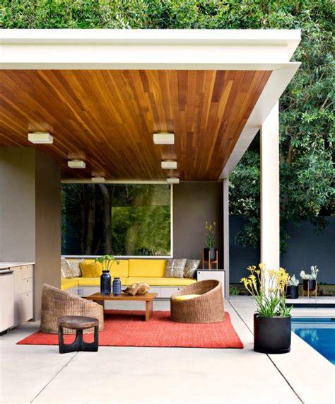 mid century patio 21 stunning midcentury patio designs for outdoor spaces