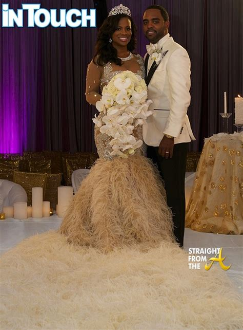 what kind of corset did kandi burruss wear for her wedding kandi burruss wedding dress revealed why she postponed