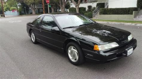 small engine maintenance and repair 1992 ford thunderbird navigation system 1992 ford thunderbird super coupe sc supercharged thunder bird classic ford other 1992 for sale