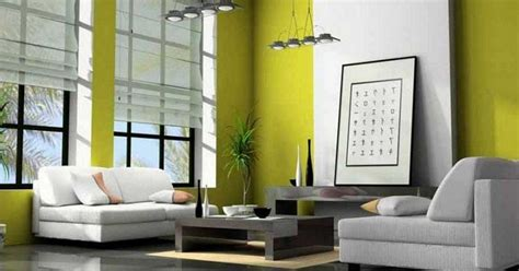 Kursi Tamu Warna Hijau pemilihan cat ruang tamu warna hijau terlihat bagus