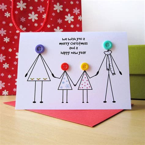 how to make personalised cards 25 best ideas about button cards on make