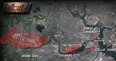 bobblehead vault 88 all vault locations in fallout 4