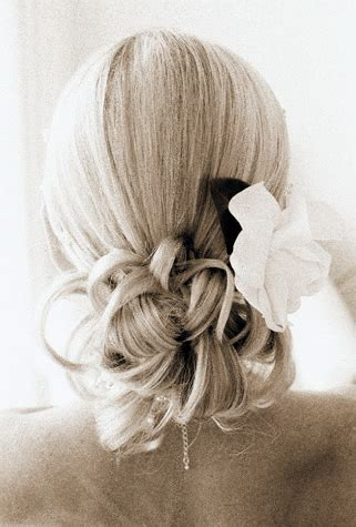 thin hair troubles for the wedding hairstyle | wedding