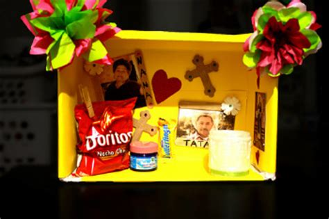 como hacer un avion en whatever floats your boat diy day of the dead altar mexican traditions
