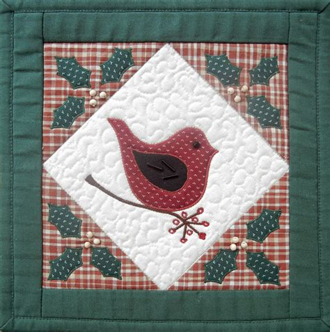 Wall Quilt Ulla S Quilt World Quilted Bird Wall Hanging