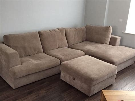 Snuggle Corner Sofa by Next Stratus Corner Sofa Snuggle Chair And Foot Stool