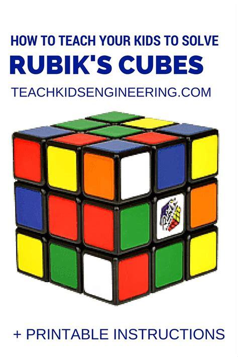 best tutorial for rubik s cube 13 best images about rubik s cube on pinterest inventors