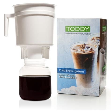 Toddy Cold Brew Coffee Maker   Anderson?s Coffee