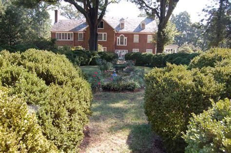 Landscape Architect Winston Salem Nc Robert M Hanes House Winston Salem Carolina