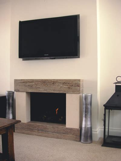 Kitchen Design With Chimney by B Amp B Fireplaces