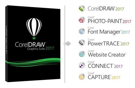 Corel Draw Grafhics Suite 2017 Versions No Trial nuevo coreldraw graphics suite 2017 la nueva versi 243 n de coreldraw