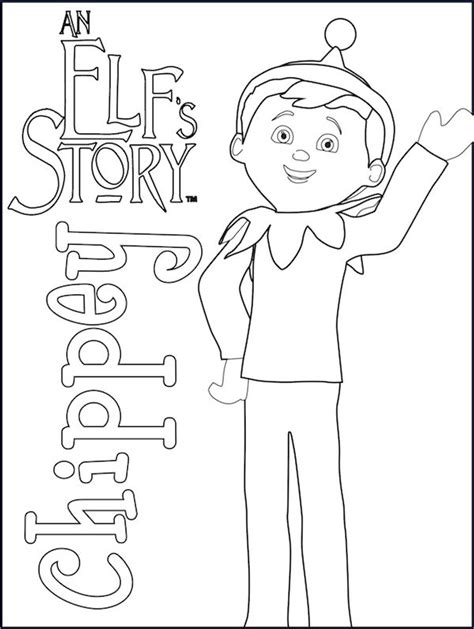 elf on the shelf sized coloring pages 102 best images about christmas coloring pages on
