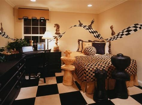 chess inspired interior design interiorholiccom