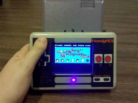 game boy macro mod portable nes inspired by nes controller game boy macro